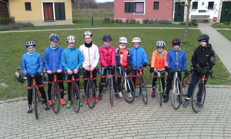 Wir stürzen uns ins Training – Tag 2 im EUROVILLE Naumburg