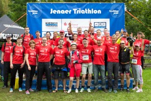 Jenaer Triathlon 2014 - 32