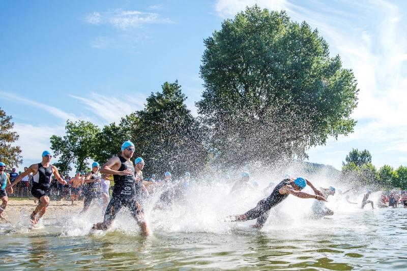 Spannende Wettkämpfe beim 26. Jenaer Triathlon