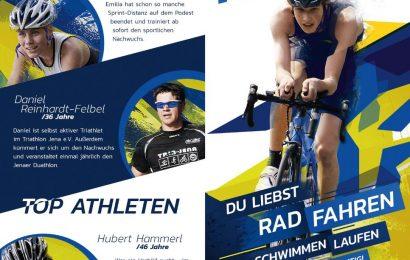 Triathlon-AG an der Schule am Rautal