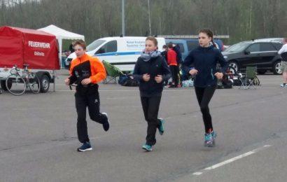 Rückblick Halle-Duathlon Nr. 3 – Cara wird 2. bei mitteldeutschem Rennen
