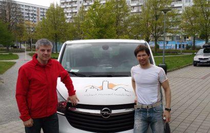 Unterstützung nicht nur für den Duathlon – Hubert Hammerl Immobilien beim Jenaer Duathlon vielseitig aktiv