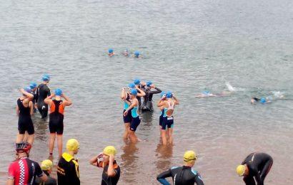 Jenaer Triathlon Verein in Nordhausen mit Gespür für Siege und (fast) Siege