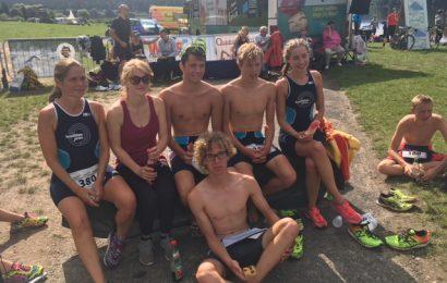 Traditionelles Triathlonwochenende am Stausee Ratscher